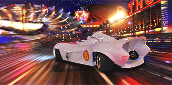 speed racer review a vibrantly entertaining liveaction