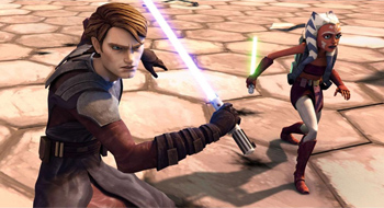 Star Wars: The Clone Wars Review