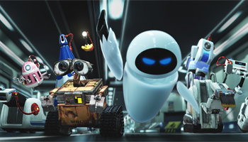 Wall-E Review