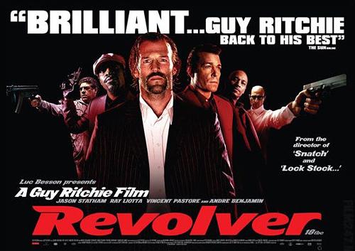 Revolver poster