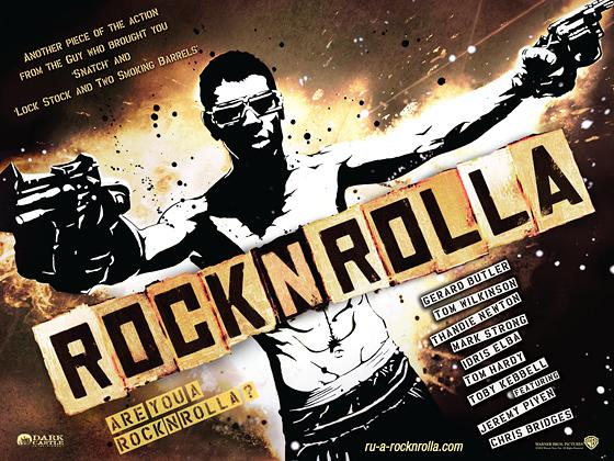RocknRolla Poster