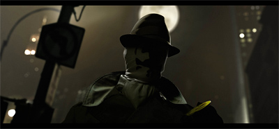 Test Image of Rorshach from Watchmen