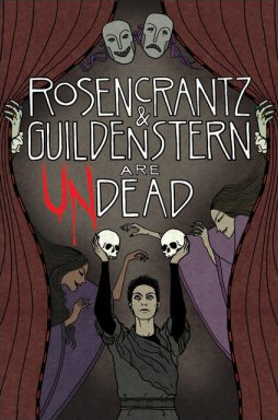 Rosencrantz and Guildenstern are Undead Poster