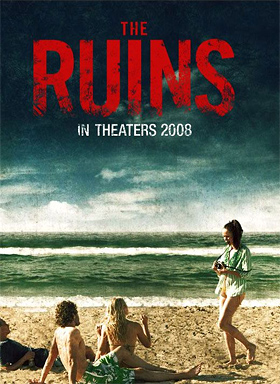 The Ruins poster