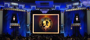 Javier Bardem at SAG Awards