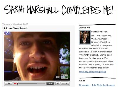 www.ilovesarahmarshall.com