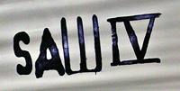 Saw IV logo