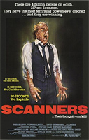 David Cronenberg's Scanners