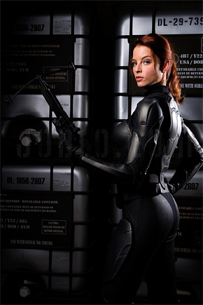 G.I. Joe's Scarlett
