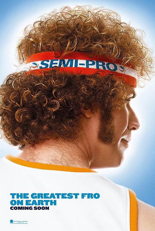 Semi-Pro Poster