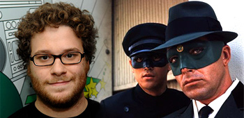 It's Official - Seth Rogen's Green Hornet Has Been Greenlit