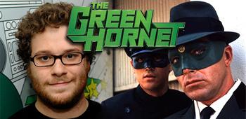 Seth Rogen - The Green Hornet