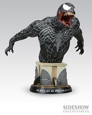 Sideshow Collectibles Venom Bust