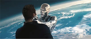 Fantastic Four: Rise of the Silver Surfer Trailer