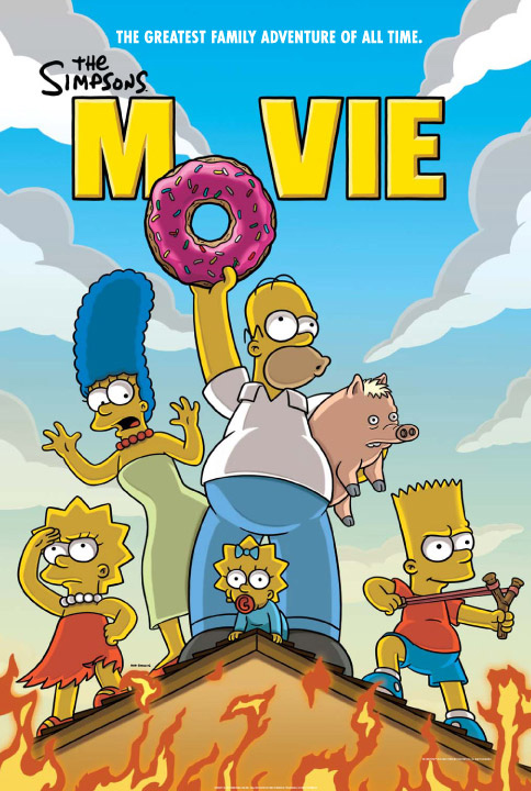 The Simpson Movie