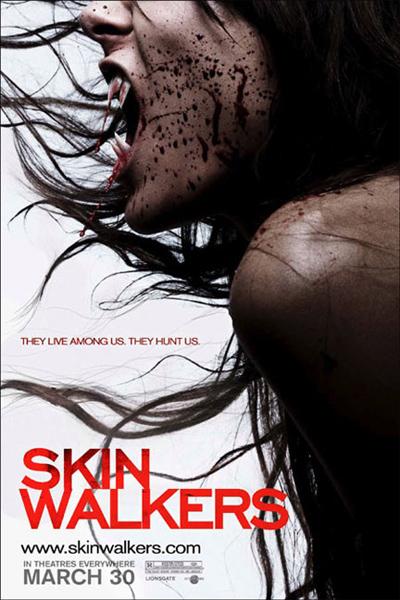 Skinwalkers poster