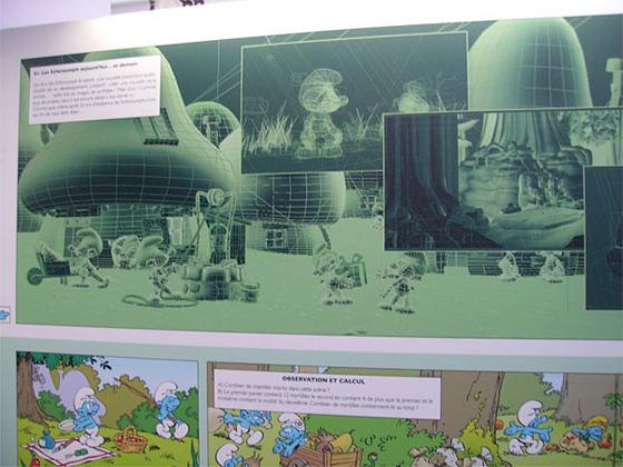 The Smurfs CGI Feature Film