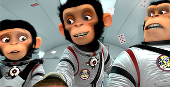 Space Chimps Trailer