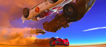 Speed Racer Trailer