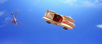 Speed Racer Featurette