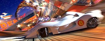 The Wachowski's Speed Racer