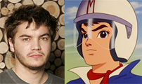 Emile Hirsch / Speed Racer