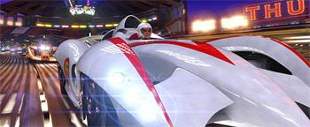 Speed Racer Music Video