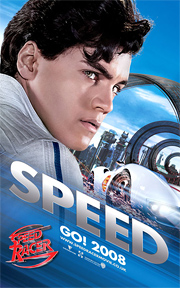 Speed Racer - Speed Poster