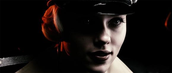 Scarlett Johansson in The Spirit