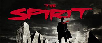 Official Teaser Poster for Frank Miller's The Spirit