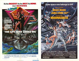 The Spy Who Loved Me / Moonraker