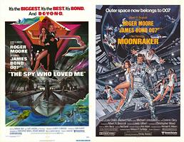 The Spy Who Loved Me / Moonraker