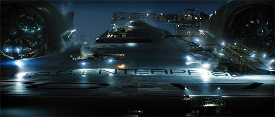 Star Trek's U.S.S. Enterprise