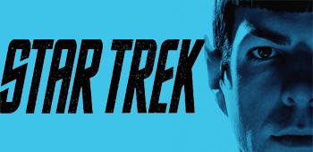 Zachary Quinto as Spock in Star Trek