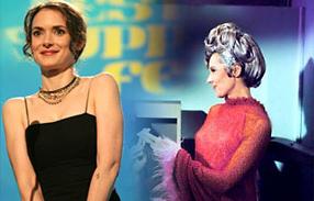 Winona Ryder in Star Trek
