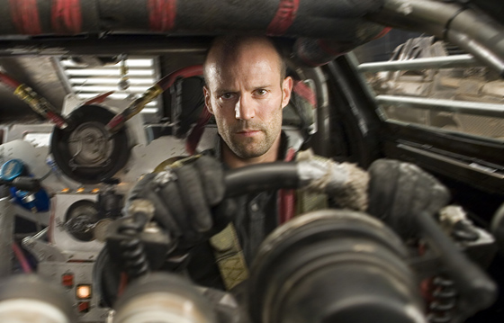Jason Statham in Death Race