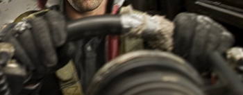 First Look: Jason Statham in Death Race