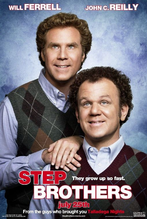 Step Brothers Poster