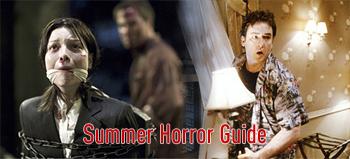 Summer Horror Guide