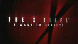 The X-Files: I Want to Believe