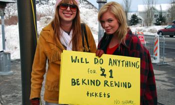 Sundance signage