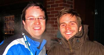 Michael Stahl-David at Sundance 2008