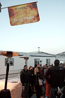 Sundance - Eccles Theater