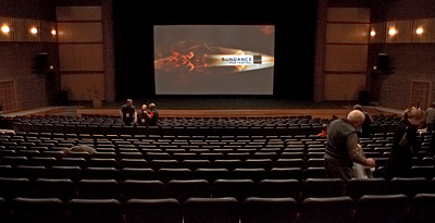 Sundance - Eccles Theater