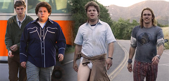 Oh Hell Yes Superbad Pineapple Express Crossover Movie