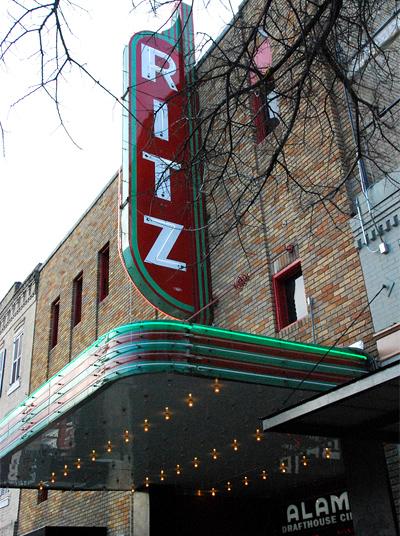 Alamo Drafthouse Ritz
