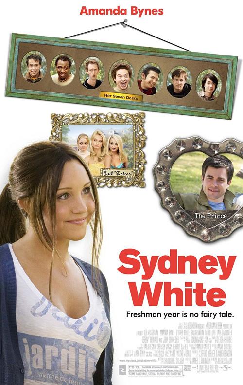 Sydney White Poster