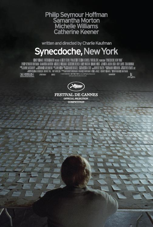 Synecdoche, New York Poster