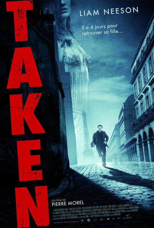 Taken(2008) -ENG