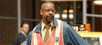 First Look: Denzel Washington in The Taking of Pelham 123